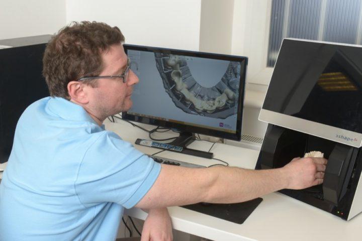 Eurodents tanntekniske laboratorium