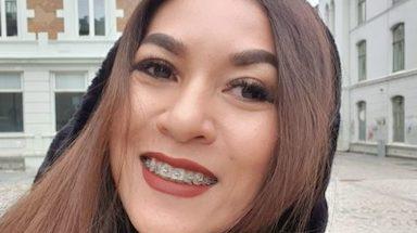 Pia har fått tannregulering hos Eurodent Bergen