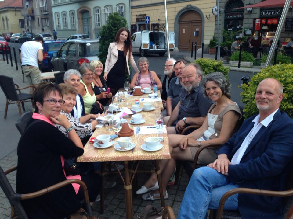 Fellestur til Budapest med Eurodent