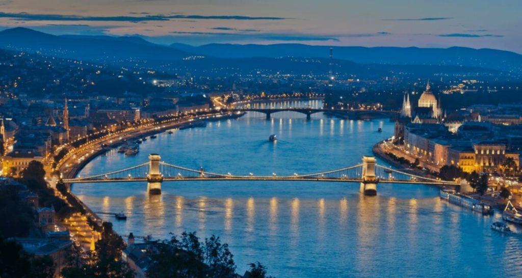 Overnatting i Budapest