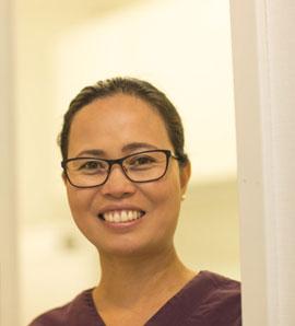 Josephine Hollekim Tannlegesekretær Eurodent.