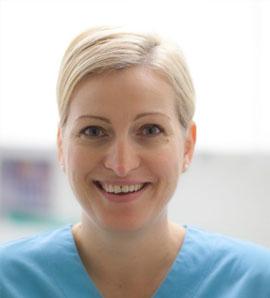 Tannhelsesekretær Piroska Rozgonyi