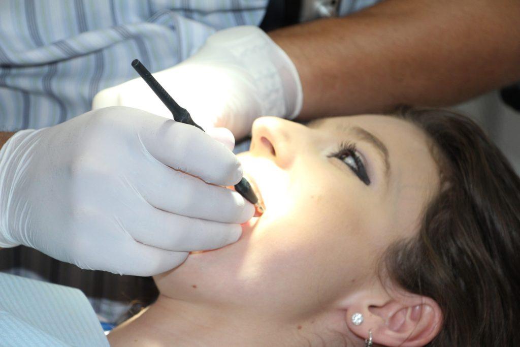 mistet tann