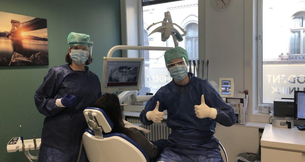Vi hjelper de med behov for akutt tannbehandling
